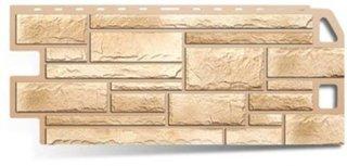 Цокольный сайдинг Альта-Профиль коллекция Природный камень песчаник