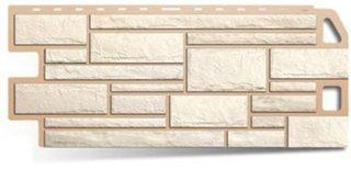 Цокольный сайдинг Альта-Профиль коллекция Природный камень известняк