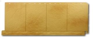 Цокольный сайдинг Альта-Профиль коллекция Фасадная плитка Златолит