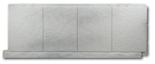 Цокольный сайдинг Альта-Прфиль коллекция Фасадная плитка Базальт