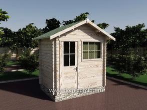 Дачный домик 2025