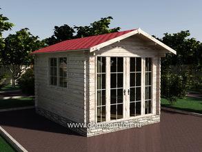 Дачный домик 4030